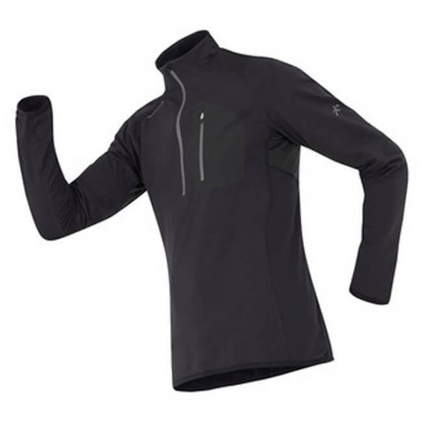 R'adys - R 7 Light Stretchfleece Pull - Fleecepullover