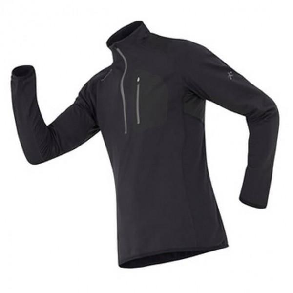R'adys - R 7 Light Stretchfleece Pull - Fleecepullover