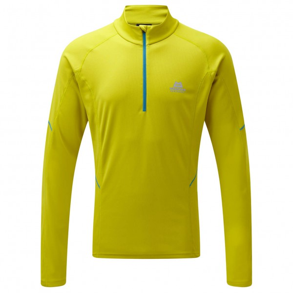 Mountain Equipment - Spectrum LS Zip Tee - Fleecepulloveri