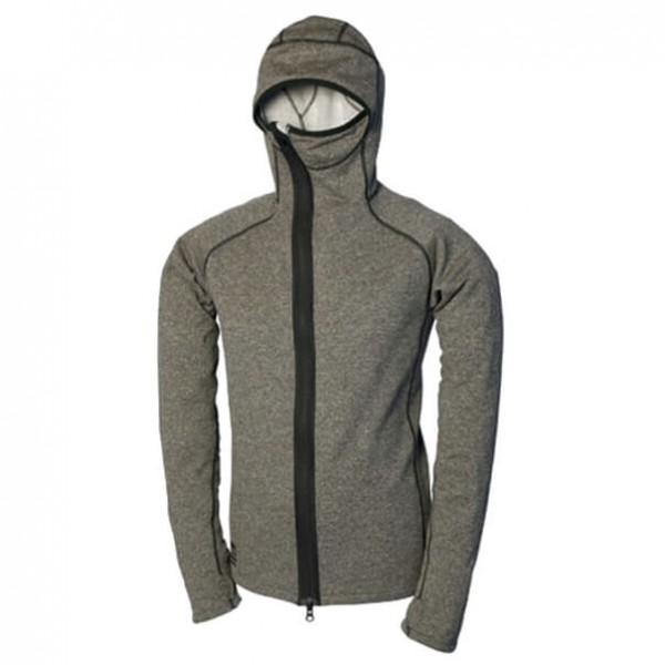 66 North - Vik Heather Hooded - Fleecejacke