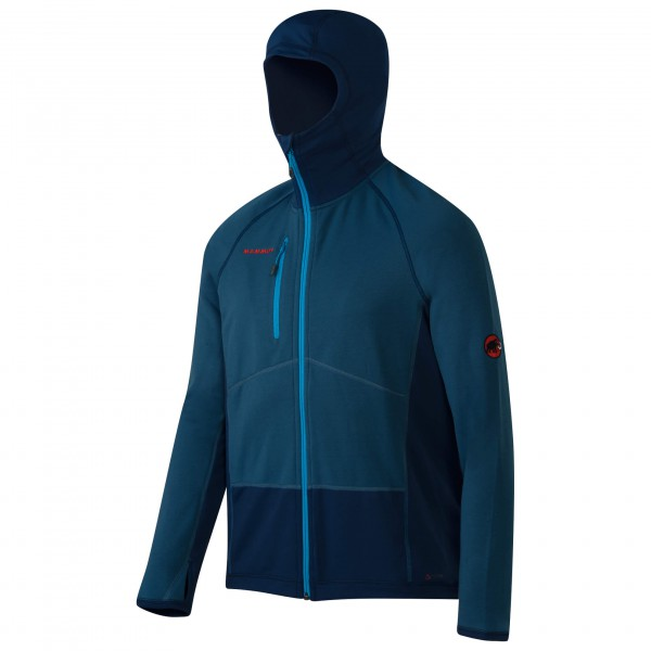 Mammut - Aconcagua Pro Midlayer Hooded Jacket - Fleecejack