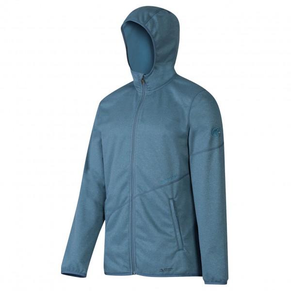 Mammut - Go Far Hooded Jacket - Fleecetakki