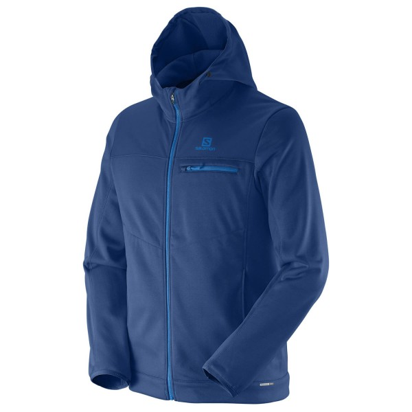 Salomon - Cruz Hoodie FZ 2 - Fleece jacket