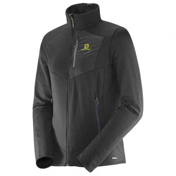 Salomon - Minim Evac Mid FZ - Fleece jacket