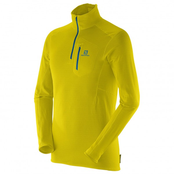 Salomon - S-Lab X Alp HZ Midlayer - Pull-overs polaire