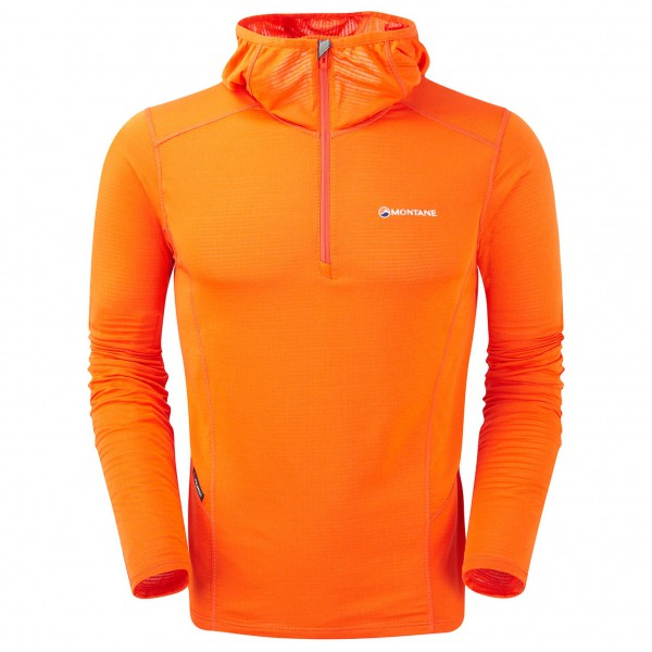 Montane - Allez Micro Hoodie - Pull-overs polaire
