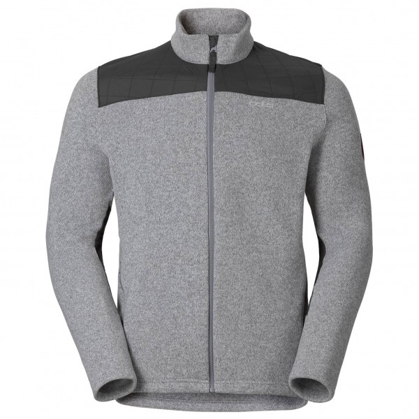 Odlo - Lucma Midlayer Full Zip - Fleece jacket