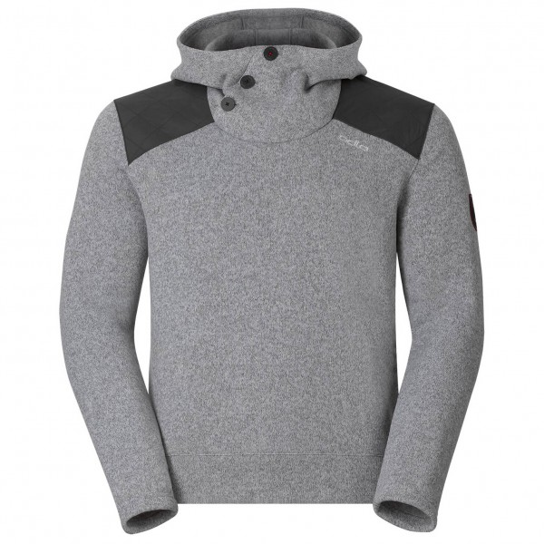 Odlo - Lucma Hoody Midlayer - Fleece jumpers