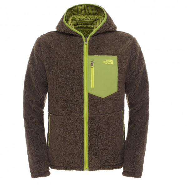 The North Face - Reversible Brantley Hoodie - Fleecejacke