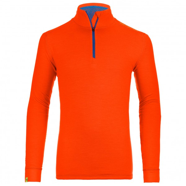 Ortovox - Merino Ultra 260 Net Long Sleeve - Merino sweater