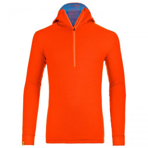 Ortovox - Merino Ultra 260 Net Hoody - Merino sweater