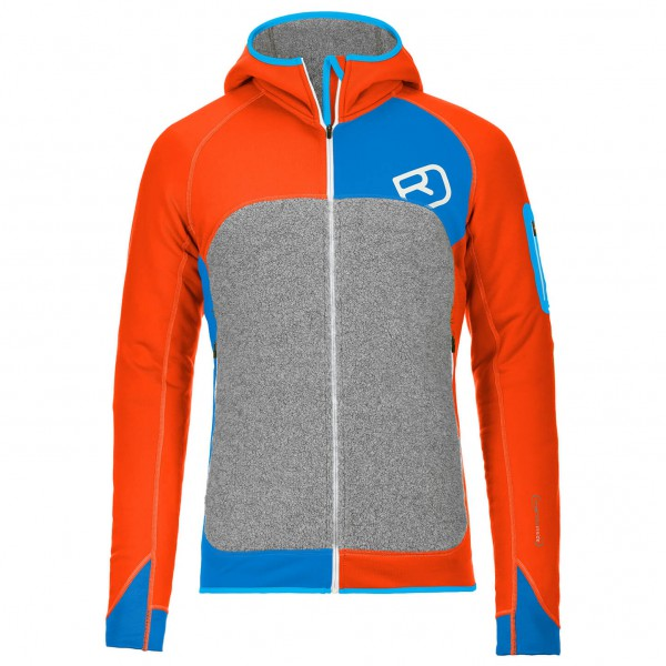 Ortovox - Fleece Plus (Mi) Hoody - Uldjakke