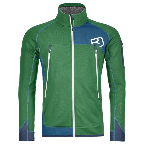 Ortovox - Fleece Plus (Mi) Jacket - Wolljacke