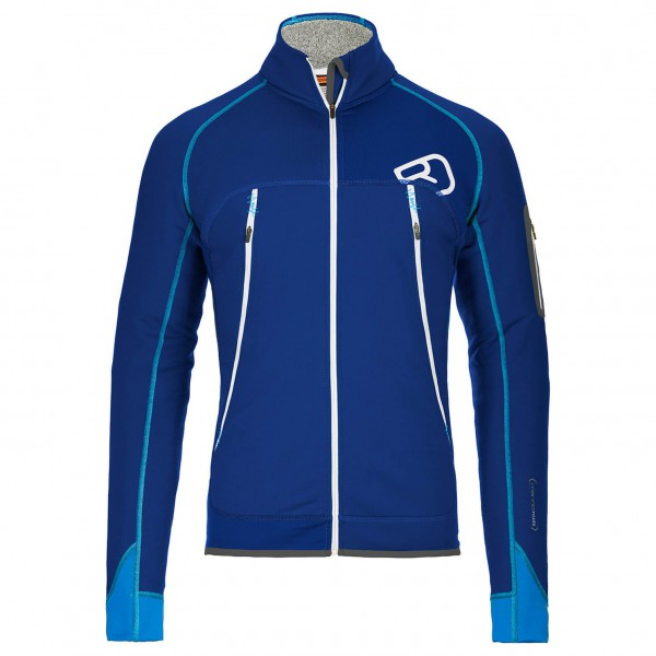 Ortovox - Fleece Plus (Mi) Jacket - Wollen jack