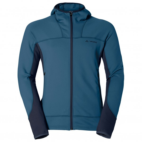 Vaude - Basodino Hooded Jacket II - Fleecetakki