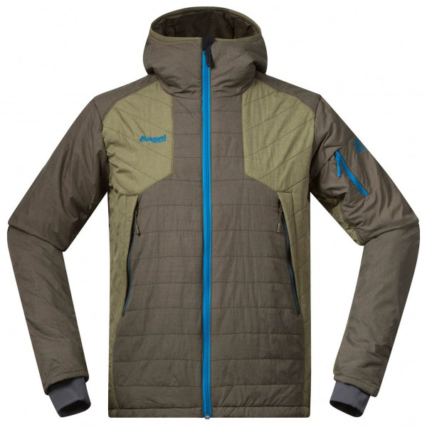 Bergans - Bladet Insulated Jacket - Wollen jack