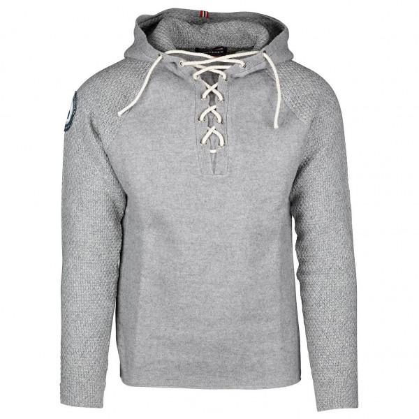 Amundsen - Boiled Hoodie Laced - Merino sweater