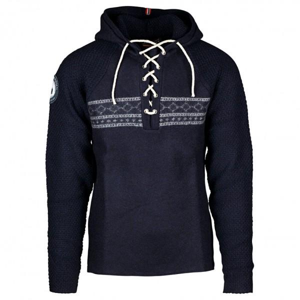 Amundsen Sports - Boiled Hoodie Heritage - Merinopullover