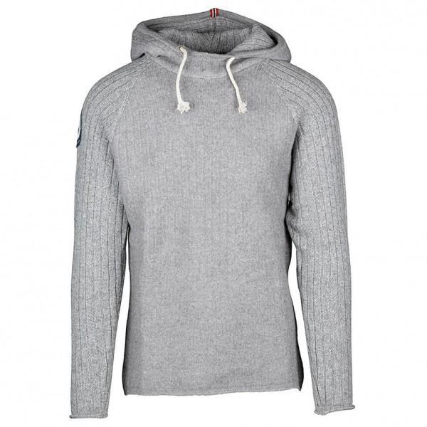Amundsen - Boiled Hoodie Ribbed - Merino sweatere