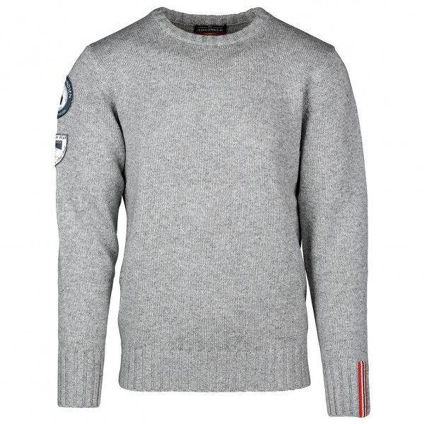 Amundsen - Amundsen Peak Crew Neck - Pull-over