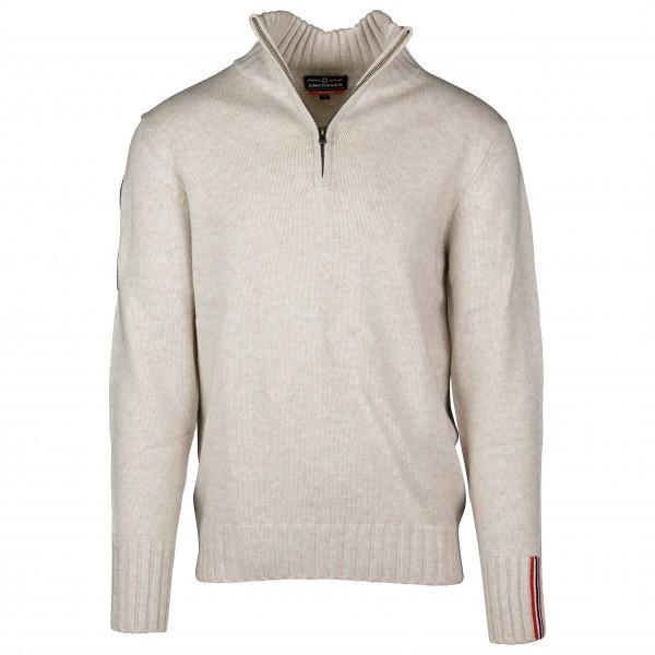 Amundsen - Amundsen Peak Half Zip - Merino sweater