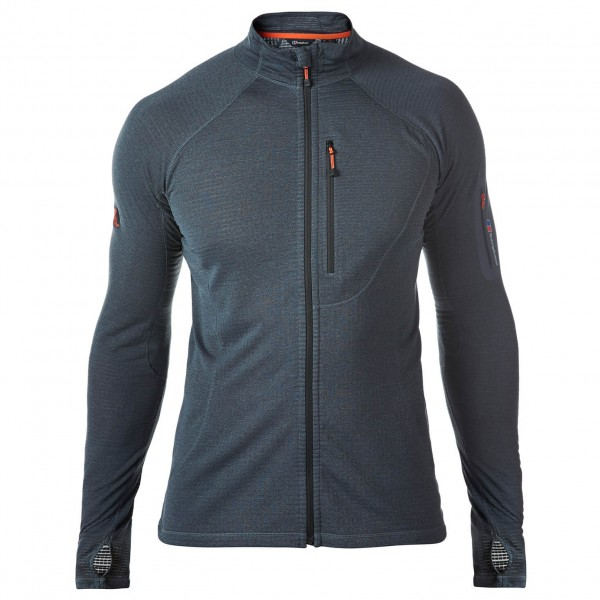 Berghaus - Smoulder Light Fl Jacket - Fleecejacke