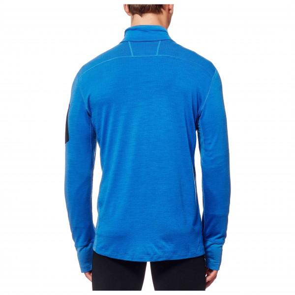 Icebreaker - Compass L/S Zip - Wool jacket