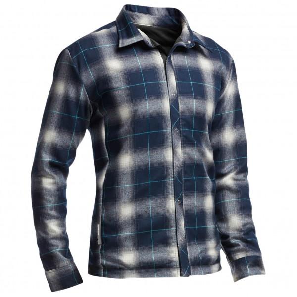 Icebreaker - Helix L/S Shirt - Wool jacket