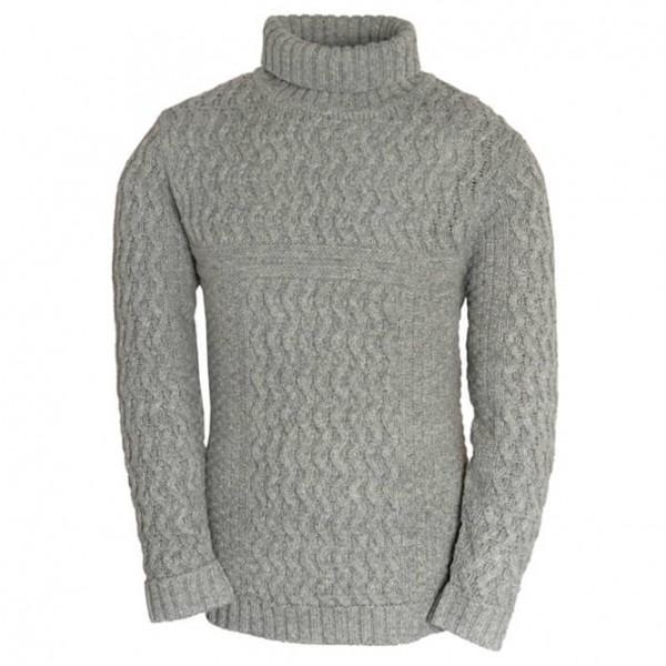 66 North - Bylur Sweater - Merino sweater