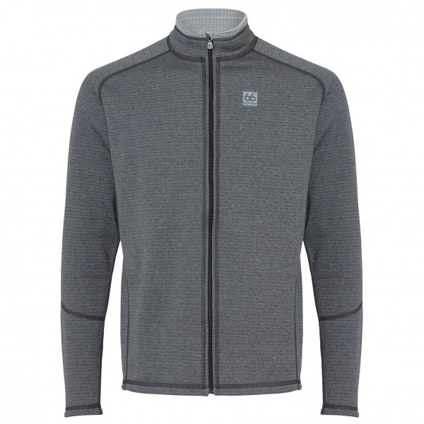 66 North - Grettir Zipped Jacket - Fleecetakki