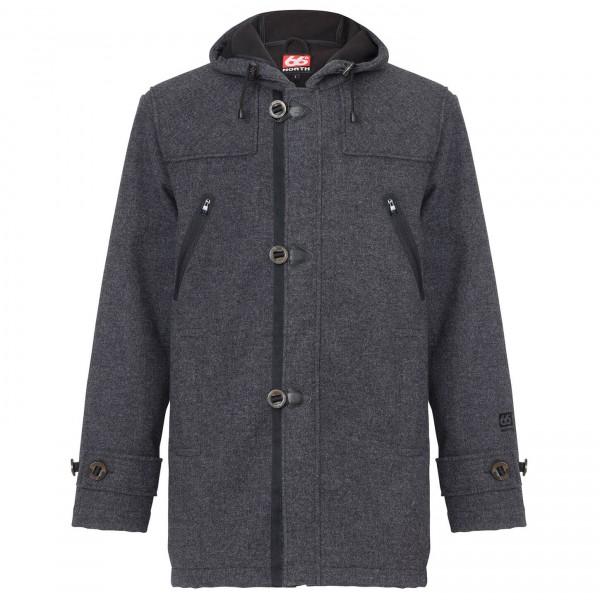 66 North - Reykjavik Duffle Coat - Wolljacke