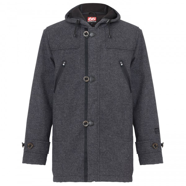 66 North - Reykjavik Duffle Coat - Wool jacket
