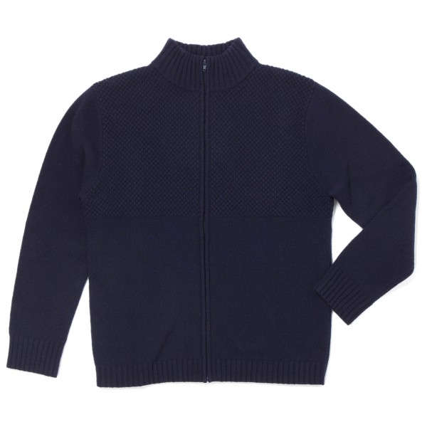 66 North - Týr Zipped Sweater - Merino trui