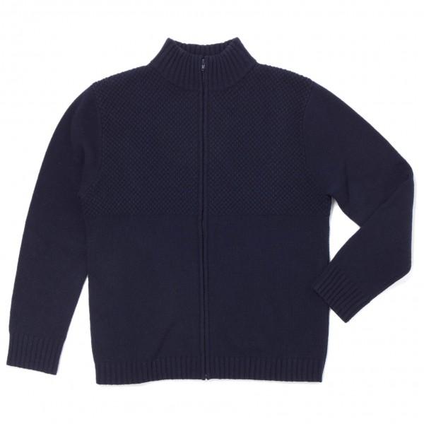 66 North - Týr Zipped Sweater - Merino sweater
