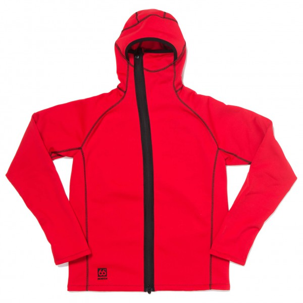 66 North - Vik Wind Pro Jacket - Fleecetakki