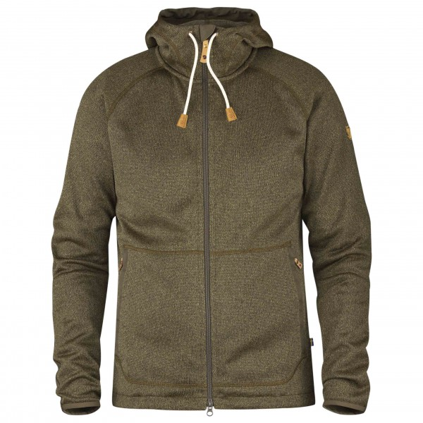 Fjällräven - Övik Fleece Hoodie - Fleece jacket