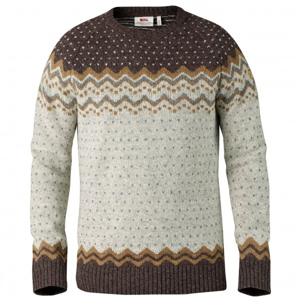Fjällräven - Övik Knit Sweater - Pulloveri