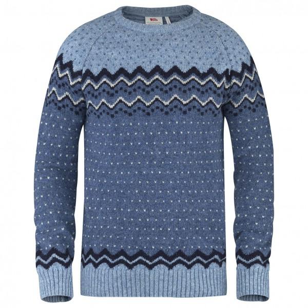 Fjällräven - Övik Knit Sweater - Jerséis