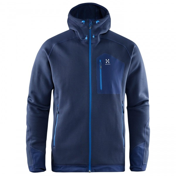 Haglöfs - Bungy III Hood - Fleece jacket