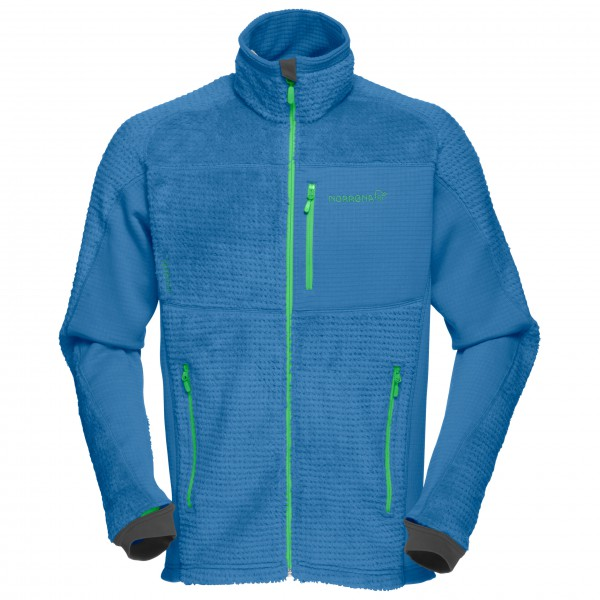 Norrøna - Lofoten Warm2 Highloft Jacket - Fleecejacke