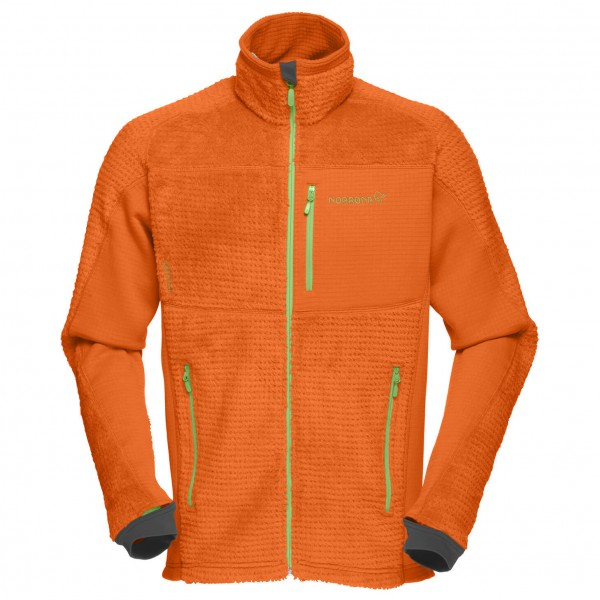 Norrøna - Lofoten Warm2 Highloft Jacket - Fleecejack