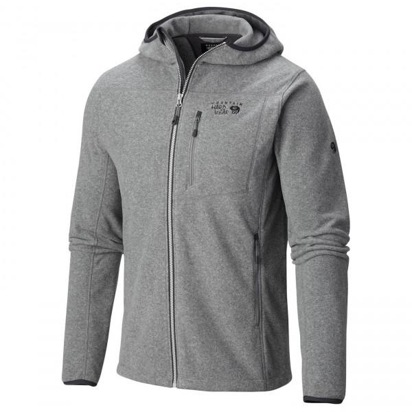 Mountain Hardwear - Strecker Hooded Jacket - Fleece jacket