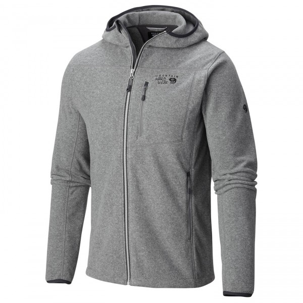 Mountain Hardwear - Strecker Hooded Jacket - Fleecejakke