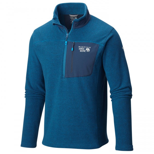 Mountain Hardwear - Toasty Twill 1/2 Zip - Fleecetrui