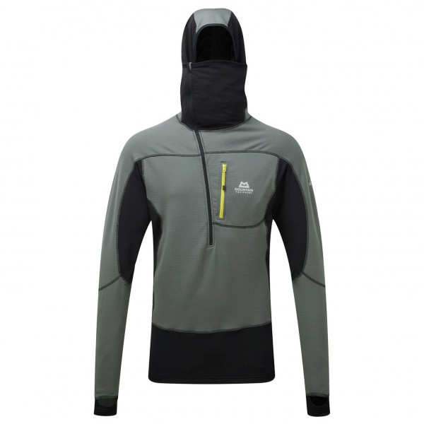 Mountain Equipment - Eclipse Hooded Zip T - Fleecepulloveri
