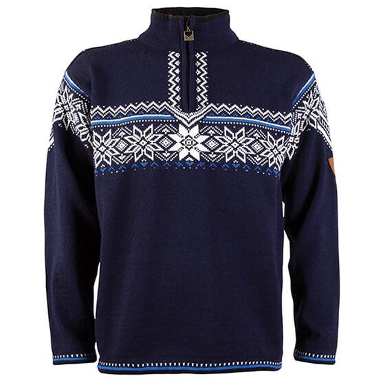 Dale of Norway - Holmenkollen - Pull-over en laine mérinos