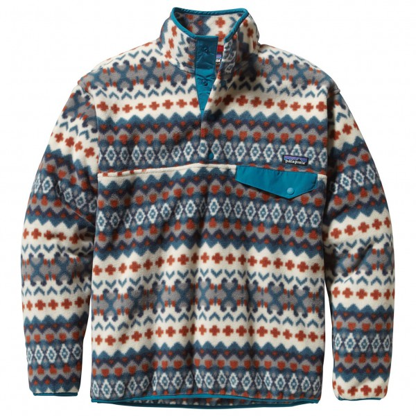 Patagonia - Synchilla Snap-T Pullover - Fleece jumpers