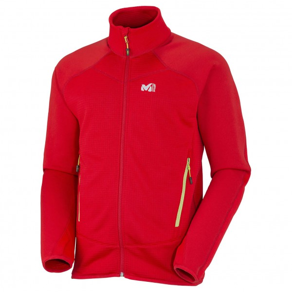 Millet - Trident Grid Jacket - Fleecetakki