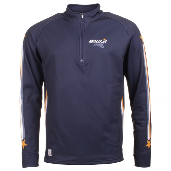 Maloja - HercliM. Snow Shirt 1/1 - Fleece pullover