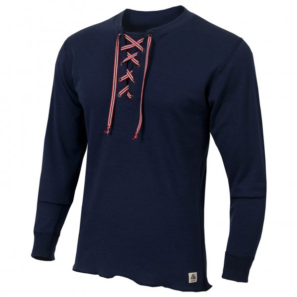 Aclima - WW Shirt Cord - Pull-over en laine mérinos